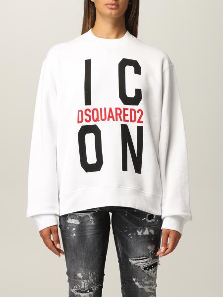 Dsquared2 女士: Dsquared2 Icon Logo 卫衣