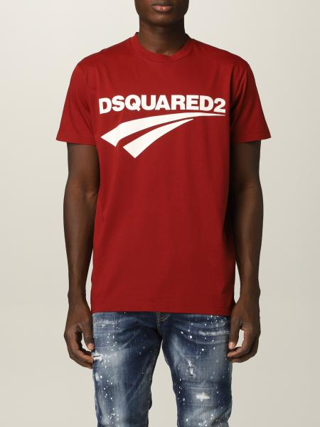 Dsquared2 cotton T-shirt with logo