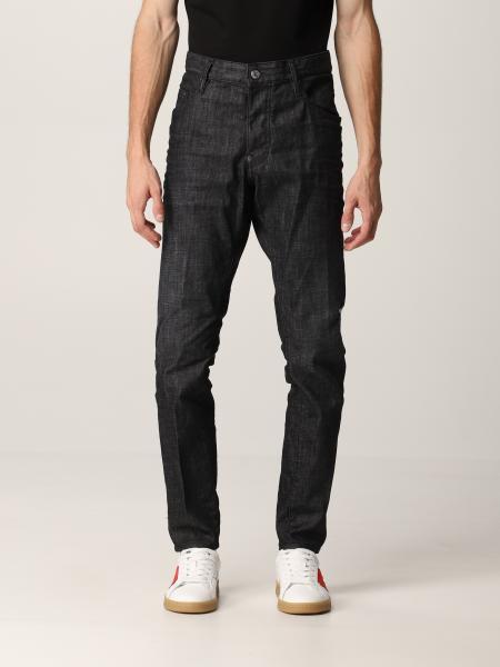 Jeans Skater Dsquared2 in denim