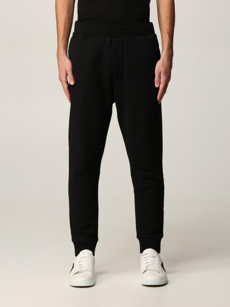 Pantalone jogging Dsquared2 in cotone
