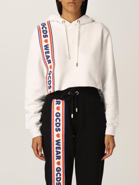 Gcds women: Lovely Gcds cotton cropped jumper