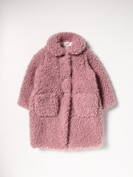 Coat kids Il Gufo