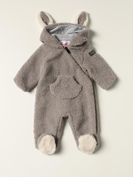 The Owl teddy bear romper with ears