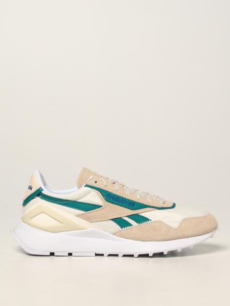 Sneakers Classic Legacy AZ Reebok in camoscio e nylon