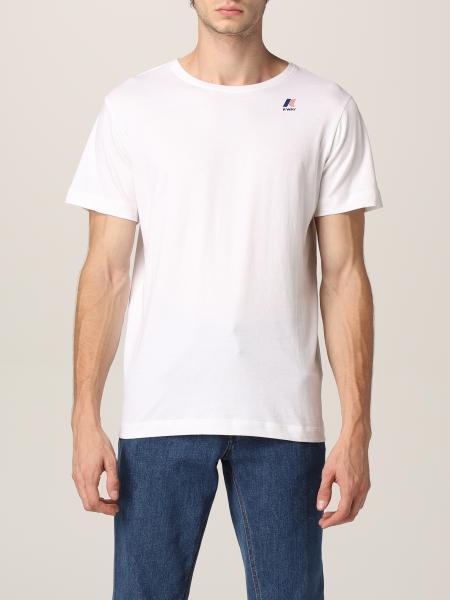 K-Way für Herren: T-shirt herren K-way