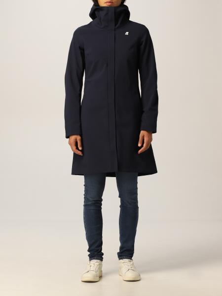 K-Way für Damen: Mantel damen K-way