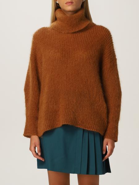 Pullover Alberta Ferretti in lana merino e lana vergine