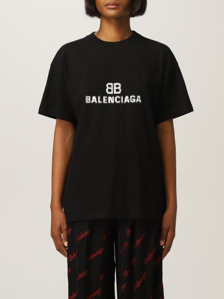 Balenciaga women: T-shirt women Balenciaga