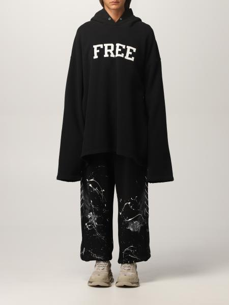 Sweat-shirt femme Balenciaga