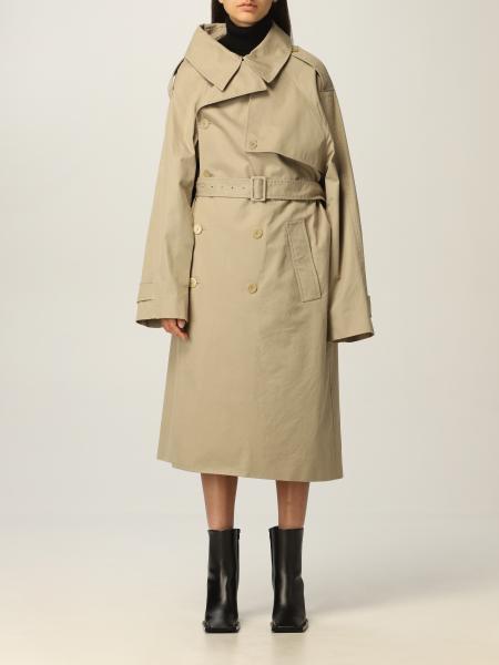 Abrigo mujer Balenciaga