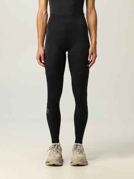 Leggings Trompe-L'oeil Balenciaga in jersey tecnico