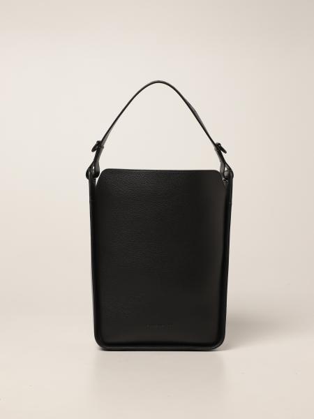 Balenciaga women: Balenciaga N-S S Tote bag in grained leather