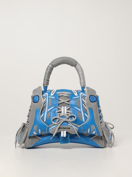Balenciaga women: Balenciaga Sneakerhead top handle bag