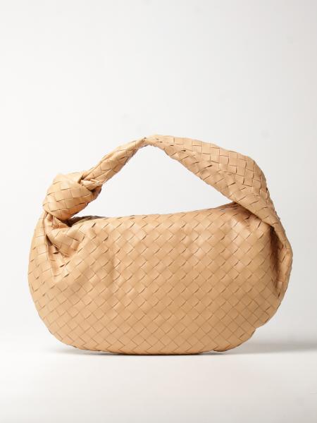 Bottega Veneta women: Bottega Veneta Jodie hobo bag in woven nappa leather