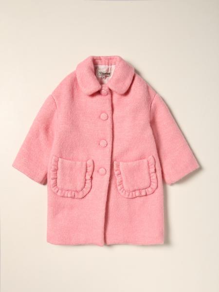Simonetta: Пальто Детское Simonetta