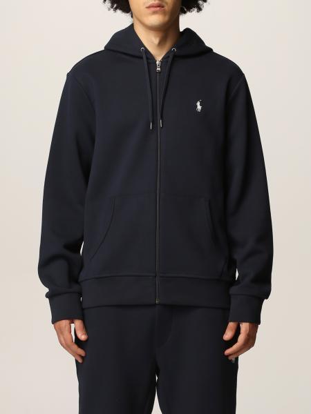 Felpa Polo Ralph Lauren in cotone con logo