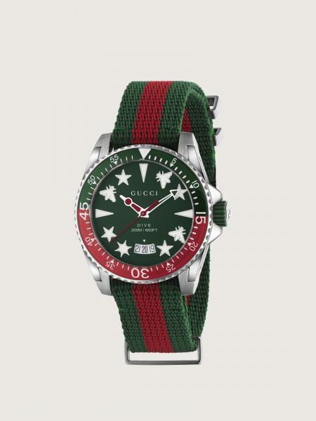 Gucci МУЖСКОЕ: Часы Мужское Gucci