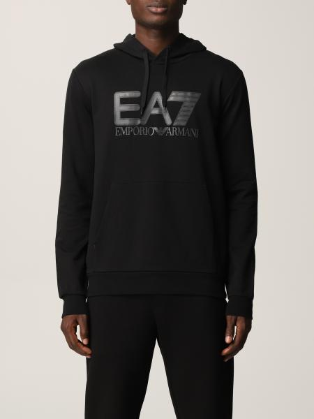 Ea7: 卫衣 男士 Ea7