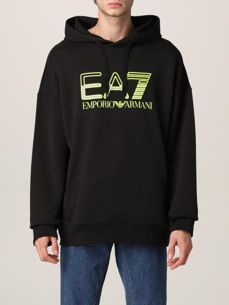 卫衣 男士 Ea7