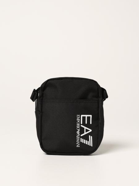 Borsello EA7 con big logo