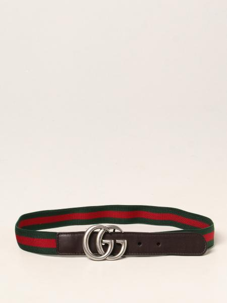 Gucci: Marmont Gucci belt with elastic