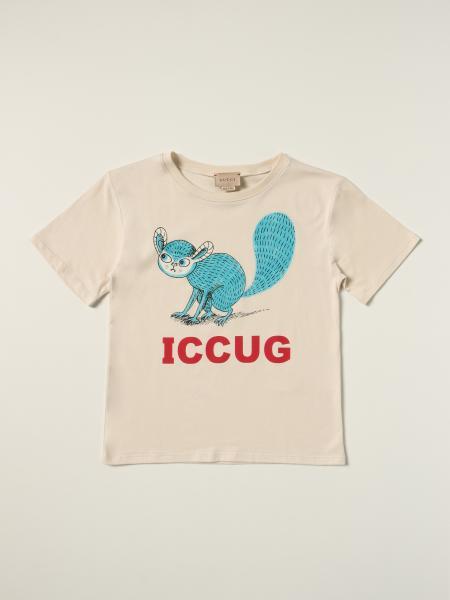 T-shirt kinder Gucci