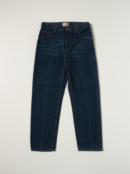 Gucci: Freya Hartas Gucci 5-pocket jeans