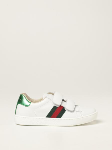 Gucci ДЕТСКОЕ: Обувь Детское Gucci