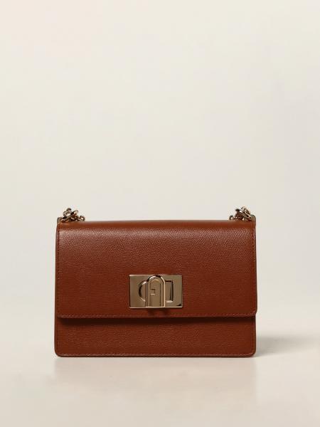 Furla women: 1927 Furla bag in calfskin