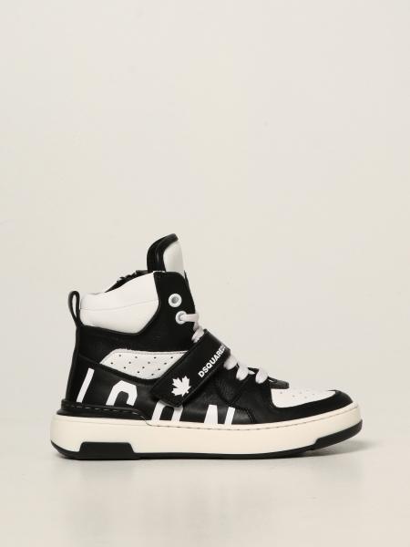Sneakers Dsquared2 Junior con logo Icon