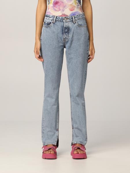 Jeans damen Ganni