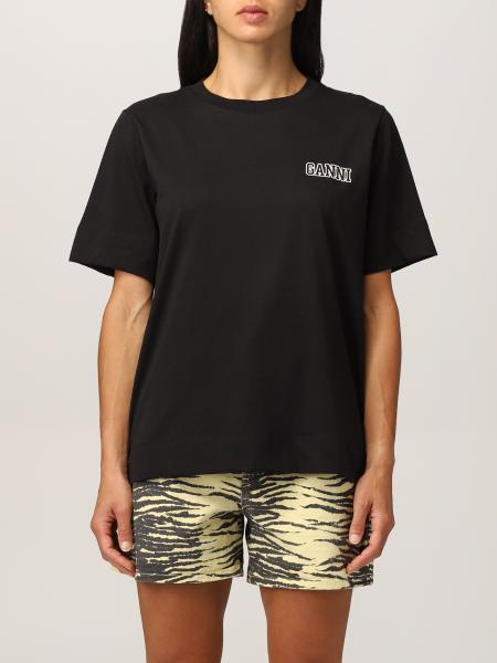 Ganni für Damen: T-shirt damen Ganni