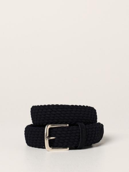 Cintura Brooksfield con elastici intrecciati