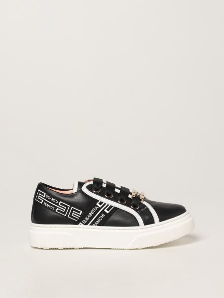 Sneakers Elisabetta Franchi in pelle