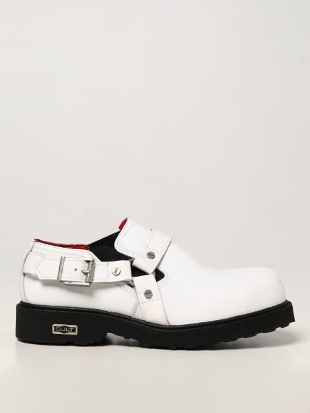 Cult Bolt men: Cult Bolt leather shoes