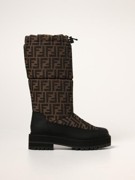 Schuhe damen Fendi