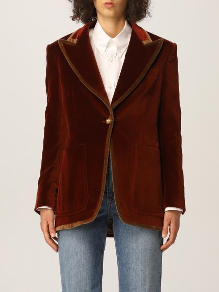 Etro: Etro tailored velvet blazer