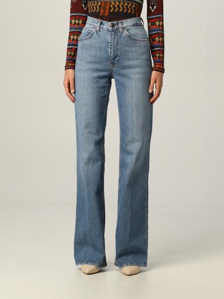 Etro: Etro 5-pocket jeans