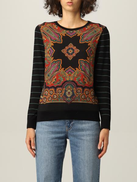 Etro mujer: Jersey mujer Etro