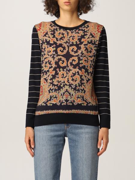 Etro donna: Maglia Etro in lana