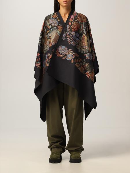 Etro: Cloak women Etro