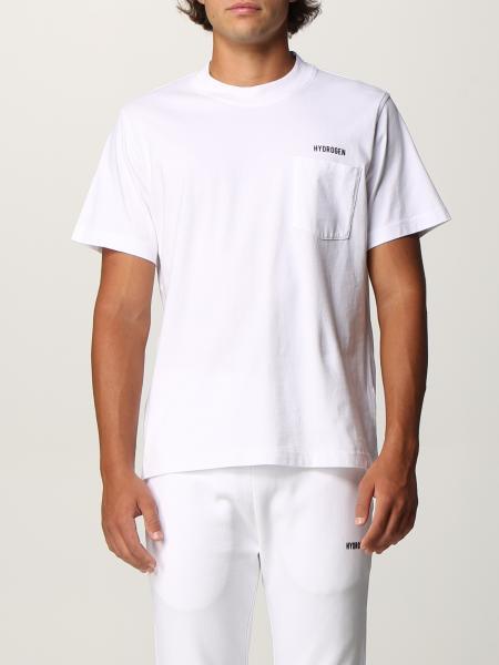 Hydrogen: T-shirt herren Hydrogen