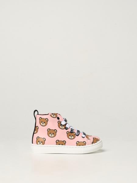 Обувь Детское Moschino Baby