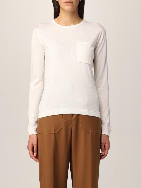 Max Mara women: Max Mara cashmere and silk sweater