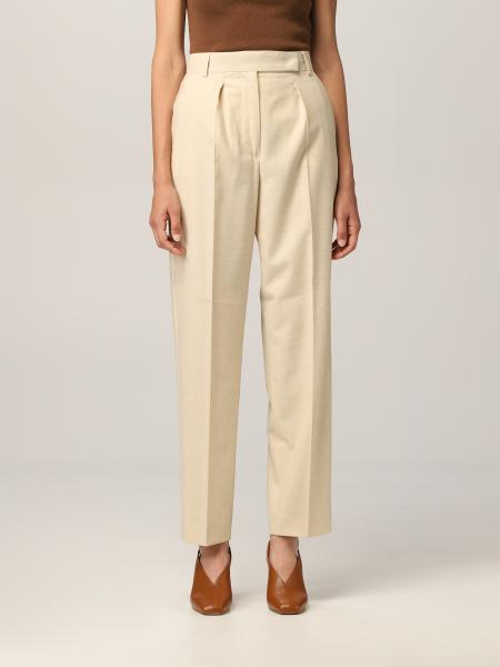 Max Mara women: Pants women Max Mara