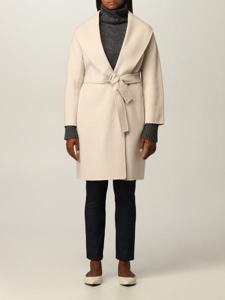 S Max Mara: Coat women S Max Mara