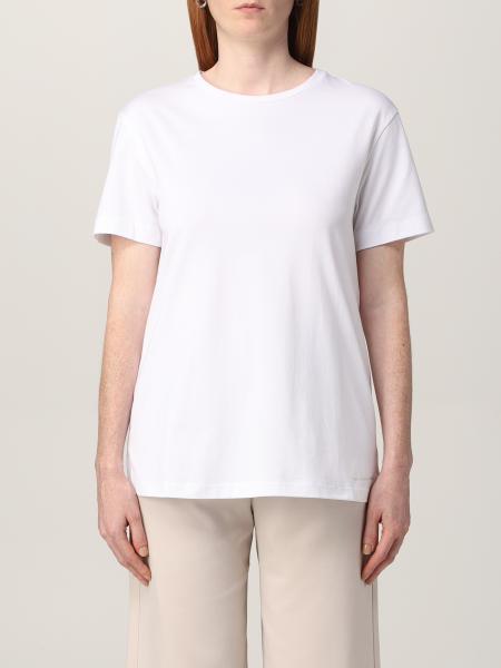 S Max Mara basic cotton t-shirt