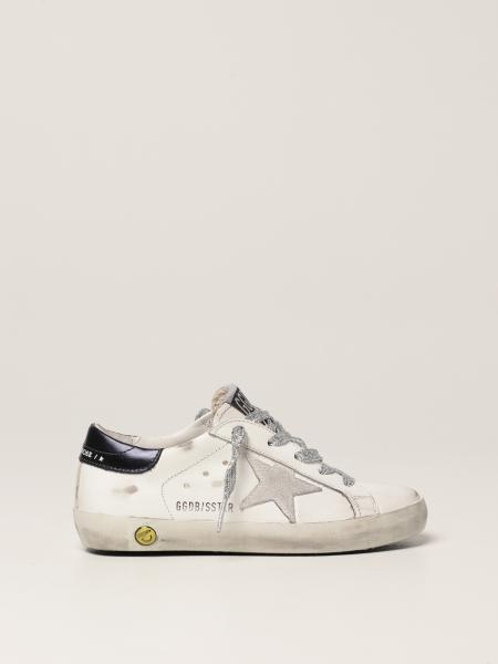 Super-Star classic Golden Goose sneakers in leather
