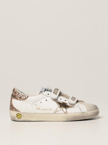 Old School classic Golden Goose sneakers in leather and suede