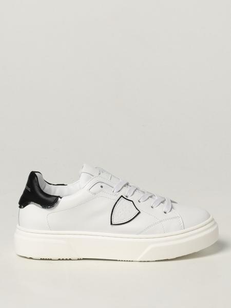 Temple Philippe Model sneakers in leather
